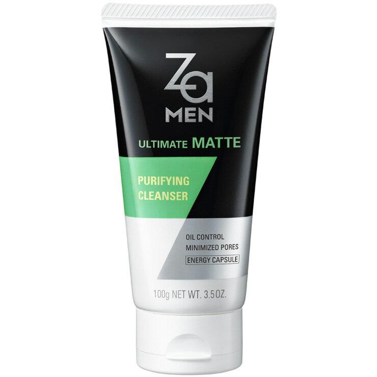 Za MEN 高效抗油光洗面皂 100g