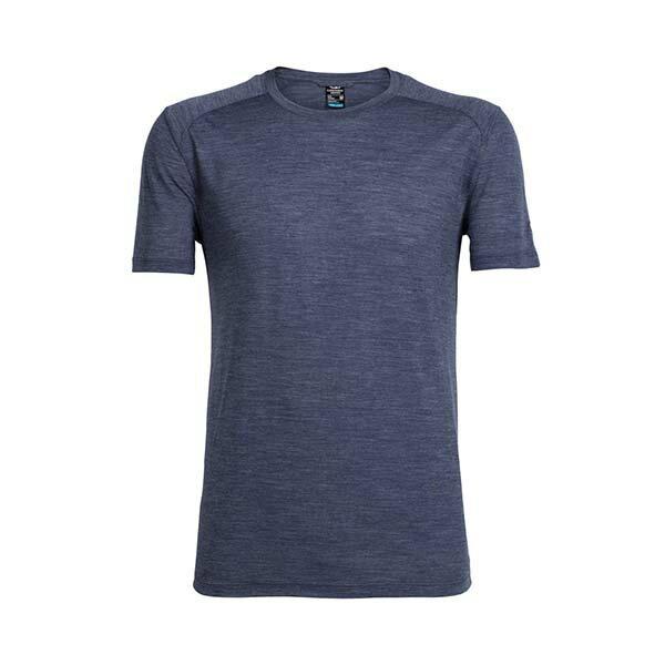 悠活運動家:《台南悠活運動家》icebreaker103608男COOL-LITE圓領短袖上衣-深灰藍