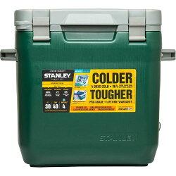 ├登山樂┤ 美國 Stanley Adventure Cooler 保溫冰桶(綠) 28.3L # 10-01936