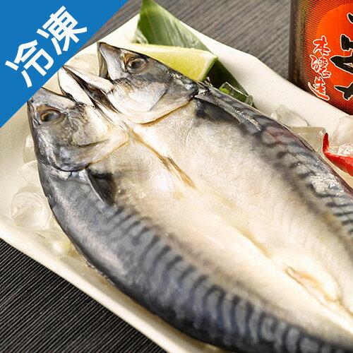 鯖魚一夜干280~300G尾【愛買冷凍】