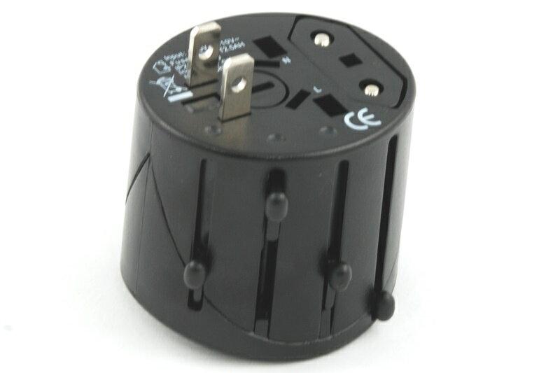 【凱樂絲】轉換插座 旅行好幫手,英美澳歐四大標準插腳 - 外觀精緻時尚,攜帶方便 2