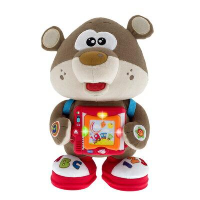 【安琪兒】義大利【Chicco】12m+ 雙語故事學習玩具熊(英/義) - 限時優惠好康折扣