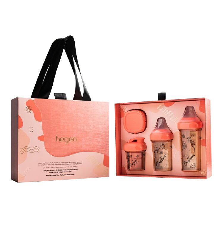 新加坡 hegen Triple E 與妳同傲|珊瑚星砂特繪版限量禮盒 _好窩生活節 0