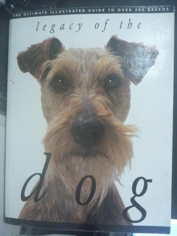 ~書寶 書T8/寵物_ZBU~Legacy of the Dog: The Ultimat