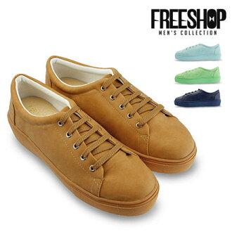 休閒鞋 Free Shop【QSH0555】日韓風格馬卡龍色系低筒舒適綁帶運動休閒鞋 四色 (FF31) MIT台灣製