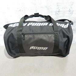 【iSport愛運動】PUMA WMN CORE 運動中袋 (F) 手提袋 07570401 黑