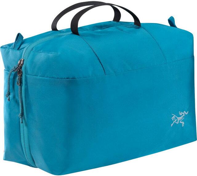 Arcteryx 始祖鳥 13976 Index 5+5 旅行衣物打理包/行李收納袋 峇里島藍