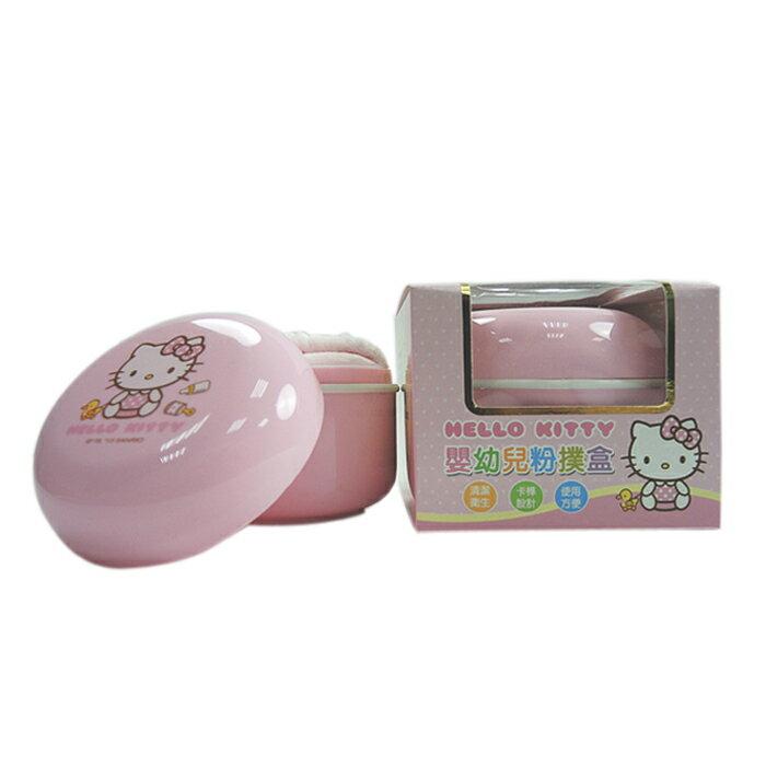 佳美 - Hello Kity凱蒂貓嬰幼兒粉撲盒 2