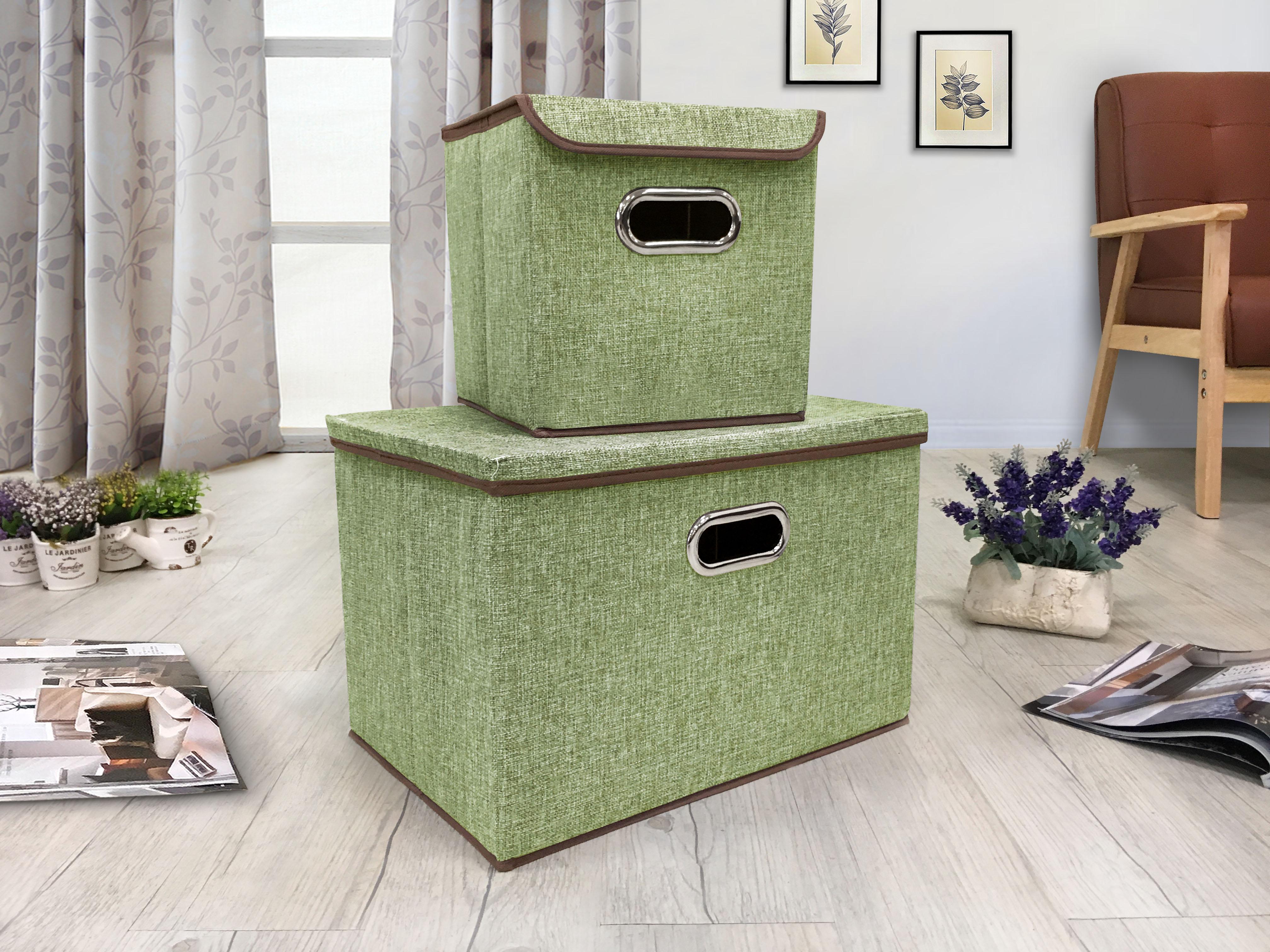 !新生活家具!《朵拉》綠色 簡約 素雅 大收納箱 儲物箱 整理箱 玩具儲物箱 雜物收納 六色 非 H&D ikea 宜家
