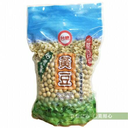 台糖 非基因改造黃豆(500g/包)