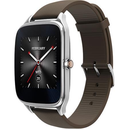 華碩 ASUS ZenWatch 2 WI501Q 率性運動咖/矽膠錶帶/1.63吋螢幕/智慧手錶【馬尼行動通訊】