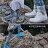 一體式全防水軟膠雨鞋套 4色可選 防水防滑耐磨戶外雨具 雨靴成人鞋套雨天旅行騎車 男女通用【ZJ0501】《約翰家庭百貨 8