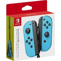 Nintendo Switch - Joy-Con - Neon Blue - (Left/Right) Controllers