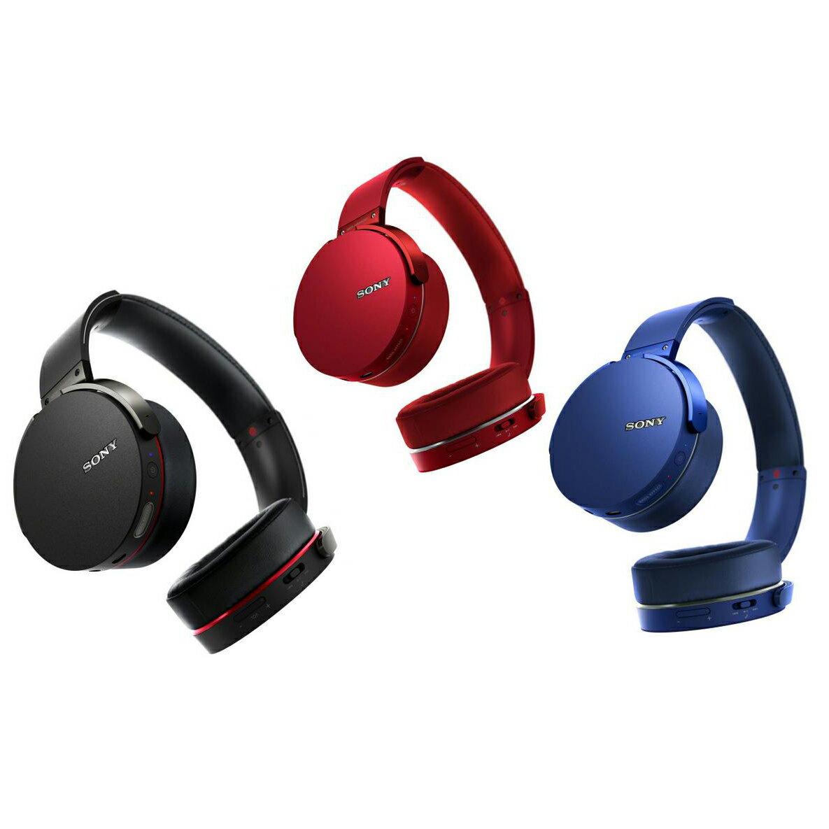 SONY MDR-XB950B1 無線耳機 EXTRA BASS 藍芽 NFC 公司貨 - 限時優惠好康折扣
