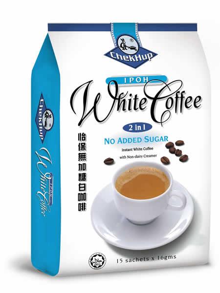【澤合】怡保白咖啡無糖二合一(16gX15包/袋)