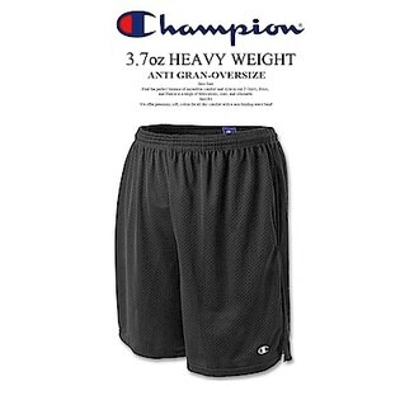 冠軍CHAMPIONBASEBALL美規網眼球褲抽繩短褲