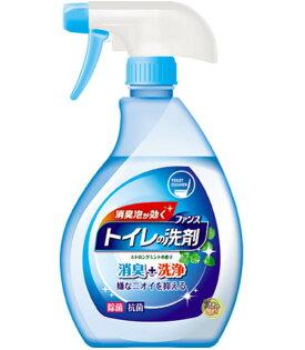 居家清潔日本第一石鹼第一石鹼馬桶浴室去汙除臭劑-薄荷香380ML