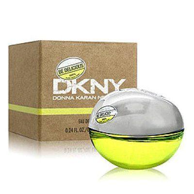 香水1986☆ DKNY DKNY Be Delicious 青蘋果 女性淡香精迷你小香 7ML