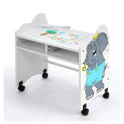 【大象寶寶兒童書桌】兒童書桌/成長桌 ★日本設計台灣製造 ●高屋●<M01-027>
