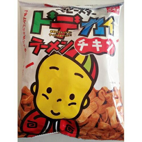 日本模範生寬條點心餅87g【愛買】
