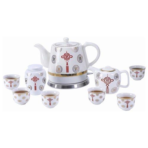 Electric Kettle, Teapot