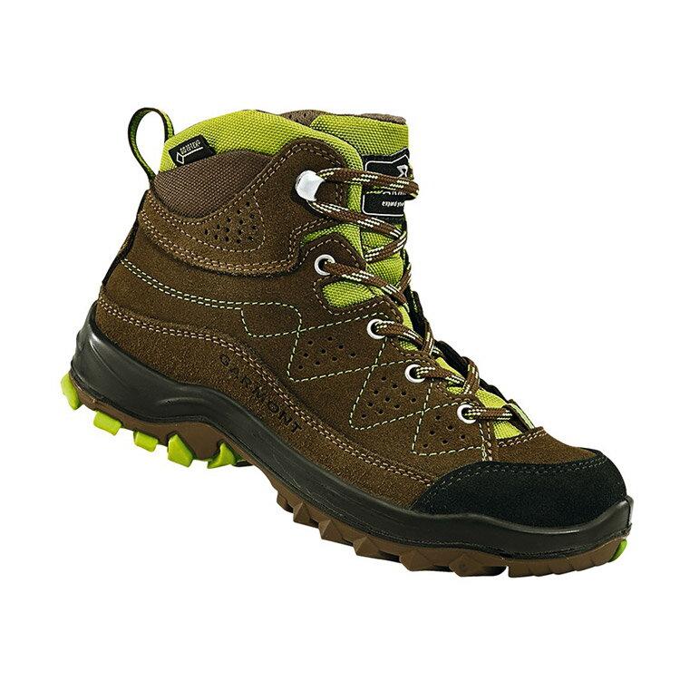 GARMONT 童款 Gore-Tex兒童戶外郊山鞋Escape Tour GTX 441199 / 213、441200 / 213 咖啡色  /  城市綠洲 (健行、GoreTex、防水透氣) 1