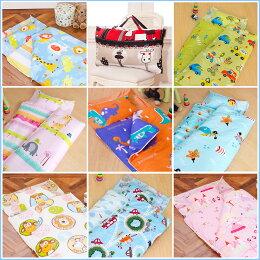 兒童睡袋 抗菌精梳棉 兩用睡袋 美國 台灣製