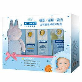 德芳保健藥妝:【滿499折50】蔻蘿蘭寶寶清潔護膚禮盒組【德芳保健藥妝】