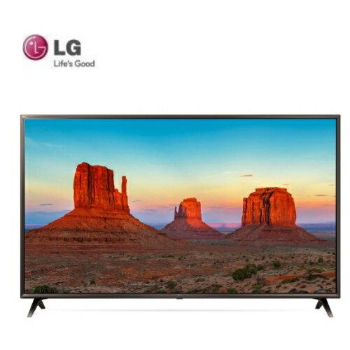 【LG樂金】49型IPS廣角4KFHD智慧行動連結電視《49UK6320PWE》原廠全新公司貨