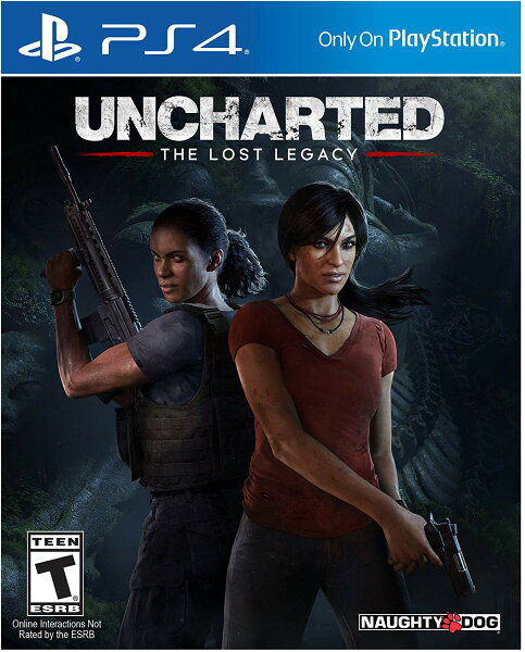 Uncharted The Lost Legacy Ps4 Ltm Sold By Geek Alliance Rakuten Com Shop