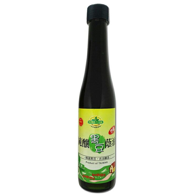 【味榮】純釀 黑豆蔭油油膏420ml - 限時優惠好康折扣