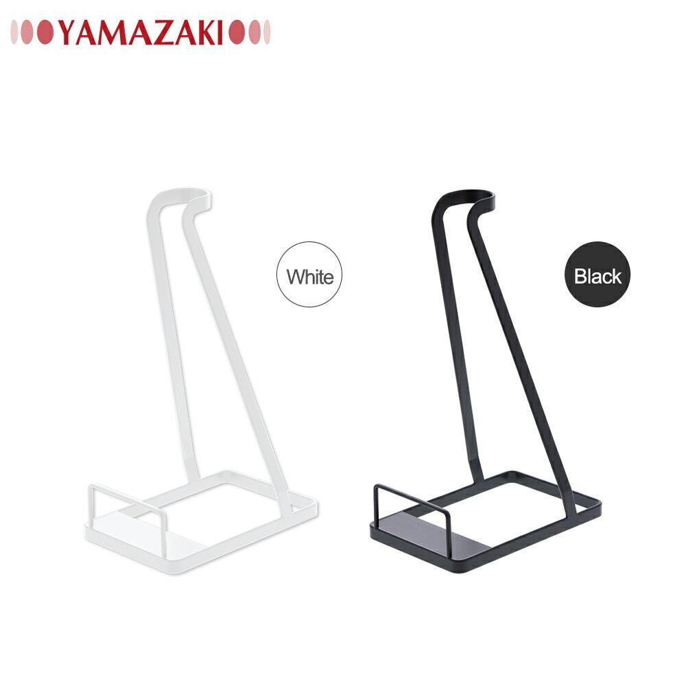 日本【YAMAZAKI】 tower 立式吸塵器收納架(白)★dyson吸塵器專用架,適用V6.V7.V8.V10.V11系列,各品牌直立式吸塵器架 1
