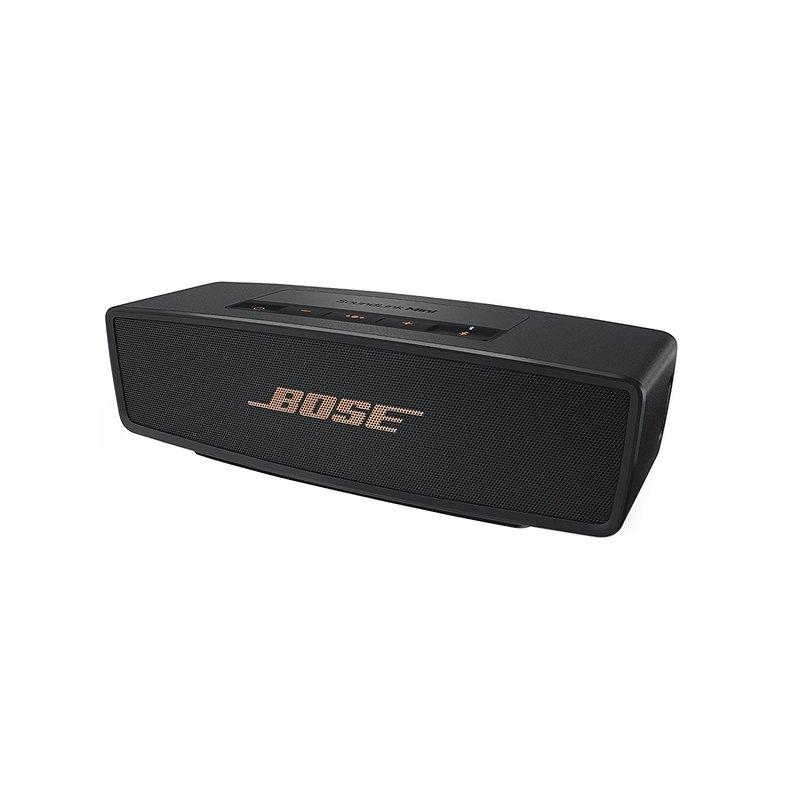 BOSE SOUNDLINK MINI II 二代 無線藍牙隨身音響 黑色/銀白色/黑金限量版