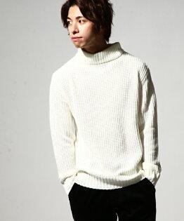 中高領毛衣2OWHITE