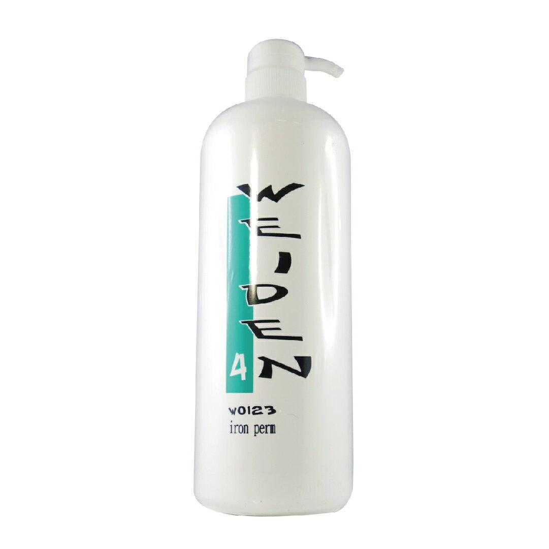 WEIDEN葳頓 4號海蔘蛋白 護髮素 護髮乳 1000ml 1