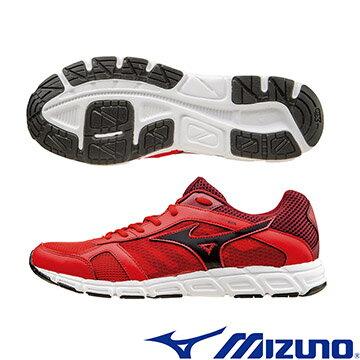 J1GE162809 (紅X黑) 休閒款 MIZUNO SYNCHRO SL  男慢跑鞋  A【美津濃MIZUNO】