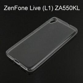 超薄透明軟殼[透明]ASUSZenFoneLive(L1)ZA550KL(5.5吋)