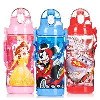 小熊維尼周邊商品推薦新款2015新品 Disney 迪士尼 直飲水壺500ML(公主/米奇/汽車/維尼)單售