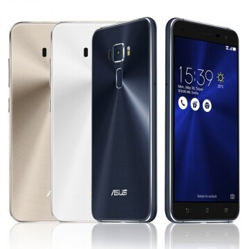 華碩ASUS ZenFone 3 Full HD 5.2吋 八核心 4G LTE 雙卡雙待手機 (ZE520KL 3G/32G)  免運