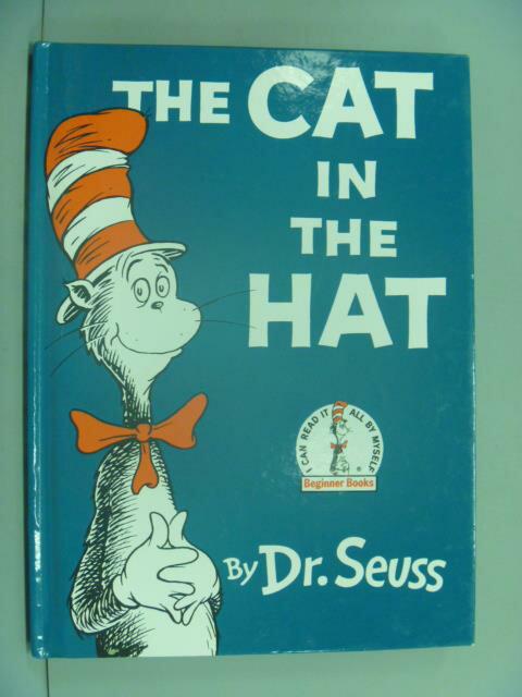 【書寶 書T6/少年童書_ZKH】The Cat in the Hat_Seuss Dr.