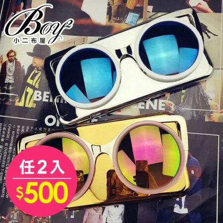 ☆BOY-2☆【N4021】韓國墨鏡手機殼 蘋果iPhone6/6plus 0