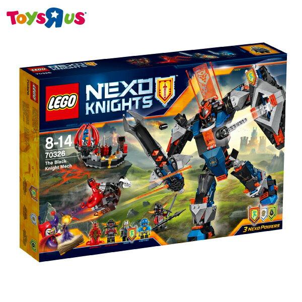 玩具反斗城 樂高 LEGO 黑騎士機甲機器人~70326^~^~^~