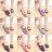懶人鞋  多色可愛圖案平底鞋【S1359】☆雙兒網☆ 3