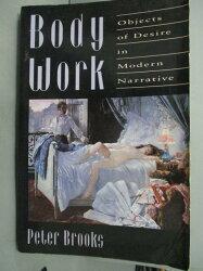 【書寶二手書T3/原文小說_YJE】Body Work_Brooks, Peter