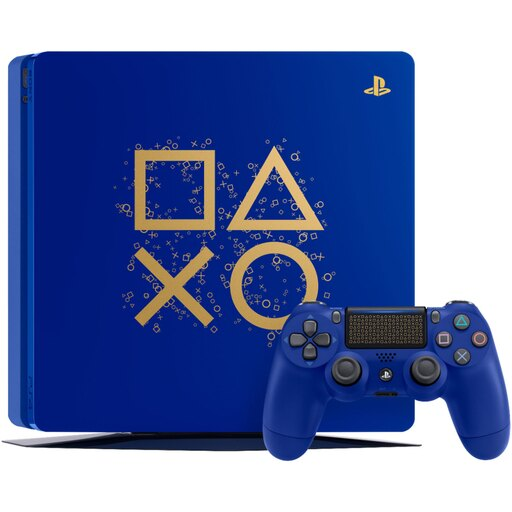 Sony PlayStation 4 1TB Limited Edition Blue Days of Play Video Game Console 96e34e605b068ca7904c4a0f07ba8260