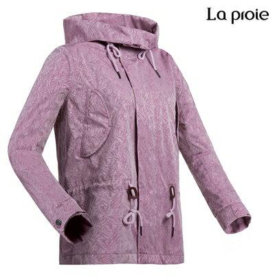 La proie 女式提花風衣(兩色) 1