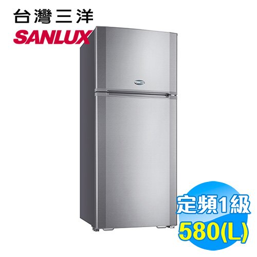 三洋 SANYO 580L 雙門電冰箱 SR-A580B 【送標準安裝】