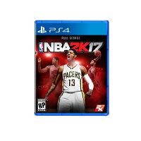 索尼推薦到[Sony Store] NBA 2K17 (中英文版) 遊戲軟體經拆封,恕無法退換。