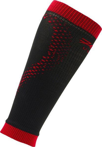 【7號公園自行車】ZOOT 運動型肌能壓縮腿套(紅)