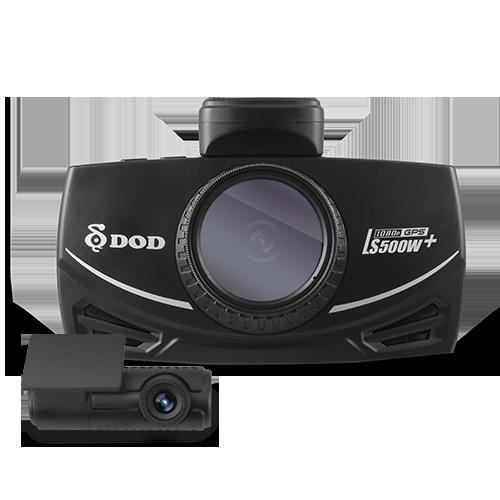 【DOD】LS500W+ 高畫質GPS行車紀錄器 (雙鏡頭1080p / SONY感光 / 測速提示) 2